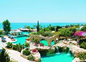 Марина, Кипр, свадебное путешествие
