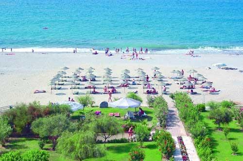 Ольга, Турция, Алания, Klass отель 4