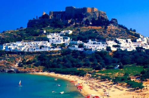 Анна, Греция, о.Родос