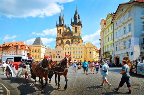 Второй Париж – город Прага. Куда пойти и что посмотреть?