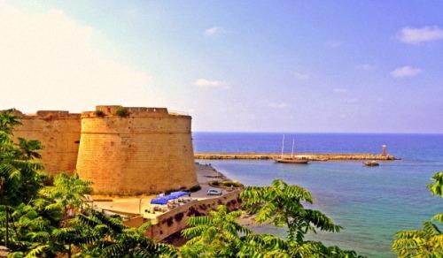 Благодатный остров Кипр