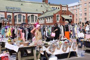 Финляндия: Сезон блошиных рынков начнётся 2 мая