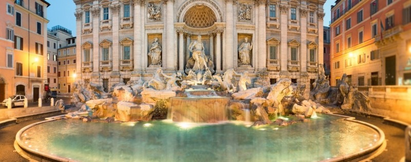 Туры в Италию из СПб. Вечный город Рим