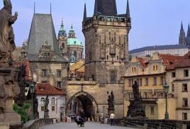 Каникулы в Праге!